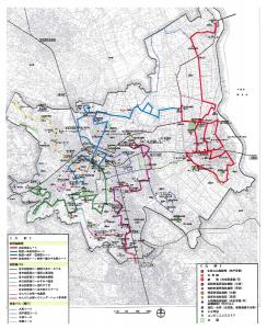 春日部市地域公共交通総合連携計画